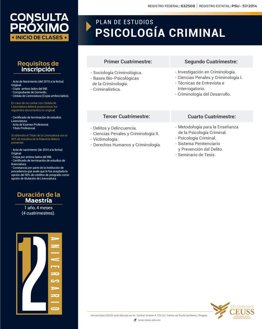 PSICOLOGIA-CRIMINAL